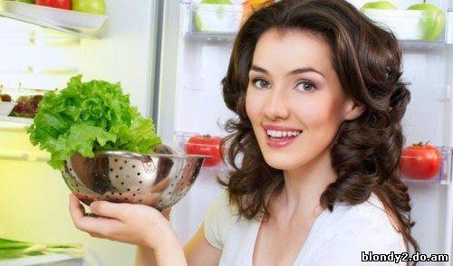 гормоны и питание